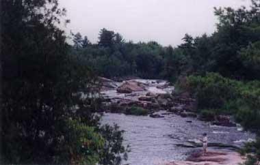 alex scott fly fishing burnt river