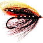 black dog salmon fly