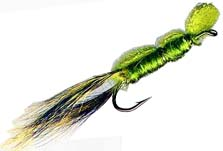 furry crawdad fly pattern