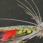 glow bug hopper fly pattern