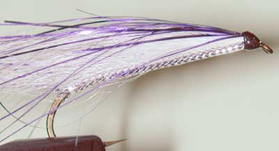 blue thunder fly pattern
