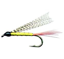 mini brown fly pattern