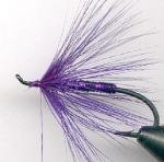 step 4 of simply spey fly pattern
