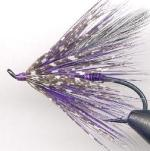 step six of simple spey fly pattern