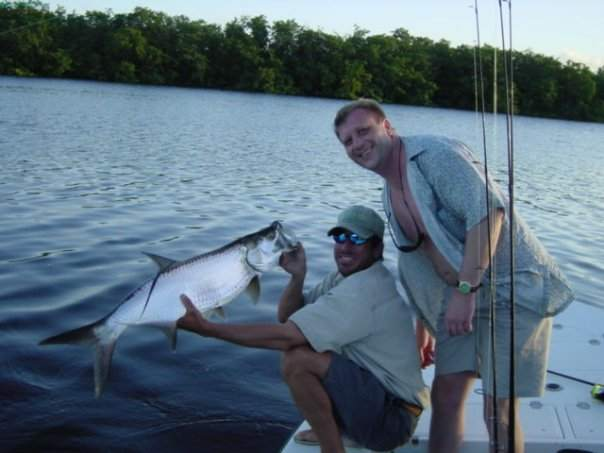 Saltwater silver kings and san juan all about fly fishing for Fishing in san juan puerto rico